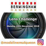 Lens Challenge with Madeline Mulqueen