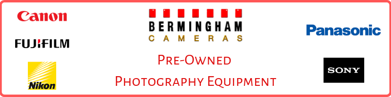 preowned photography equipment