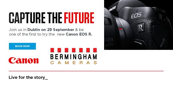 Capture the Future with the Canon full-frame range