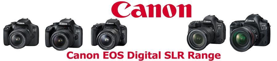 Canon DSLR Banner