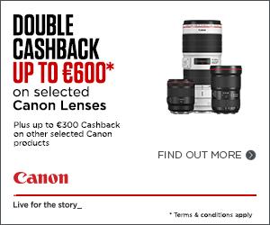 Canon Spring cashback