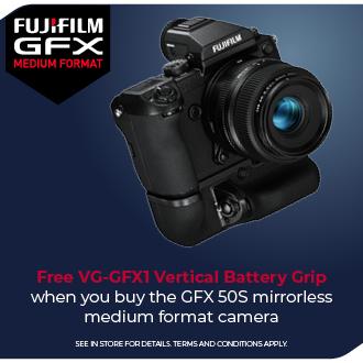 Free grip GFX 50s