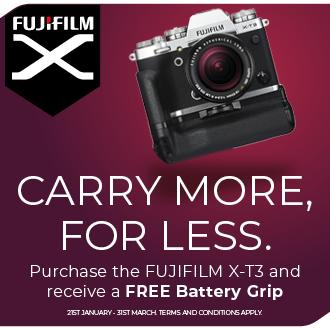 Free grip X-T3