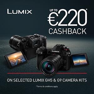 Lumix cashback 02/21