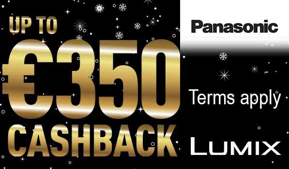 Panasonic winter cashback