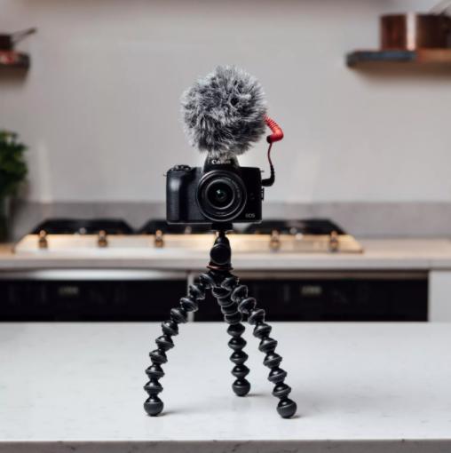 Canon M50 II Live