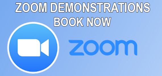 Zoom demo banner