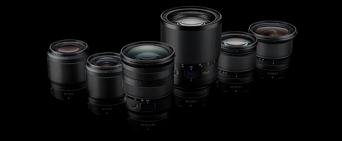 Nikon Z Lenses