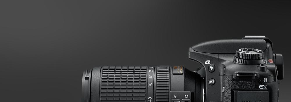 Nikon DSLR sid