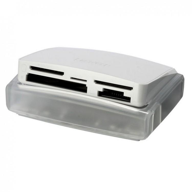 Lexar® Multi-Card 25-in-1 USB 3.0 Reader ...