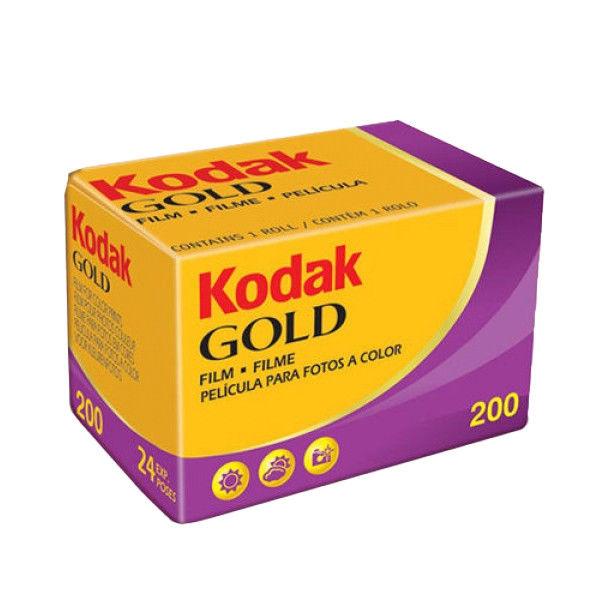 Kodak Gold 200 Colour Negative Film 35mm Roll Film 36 Exposures