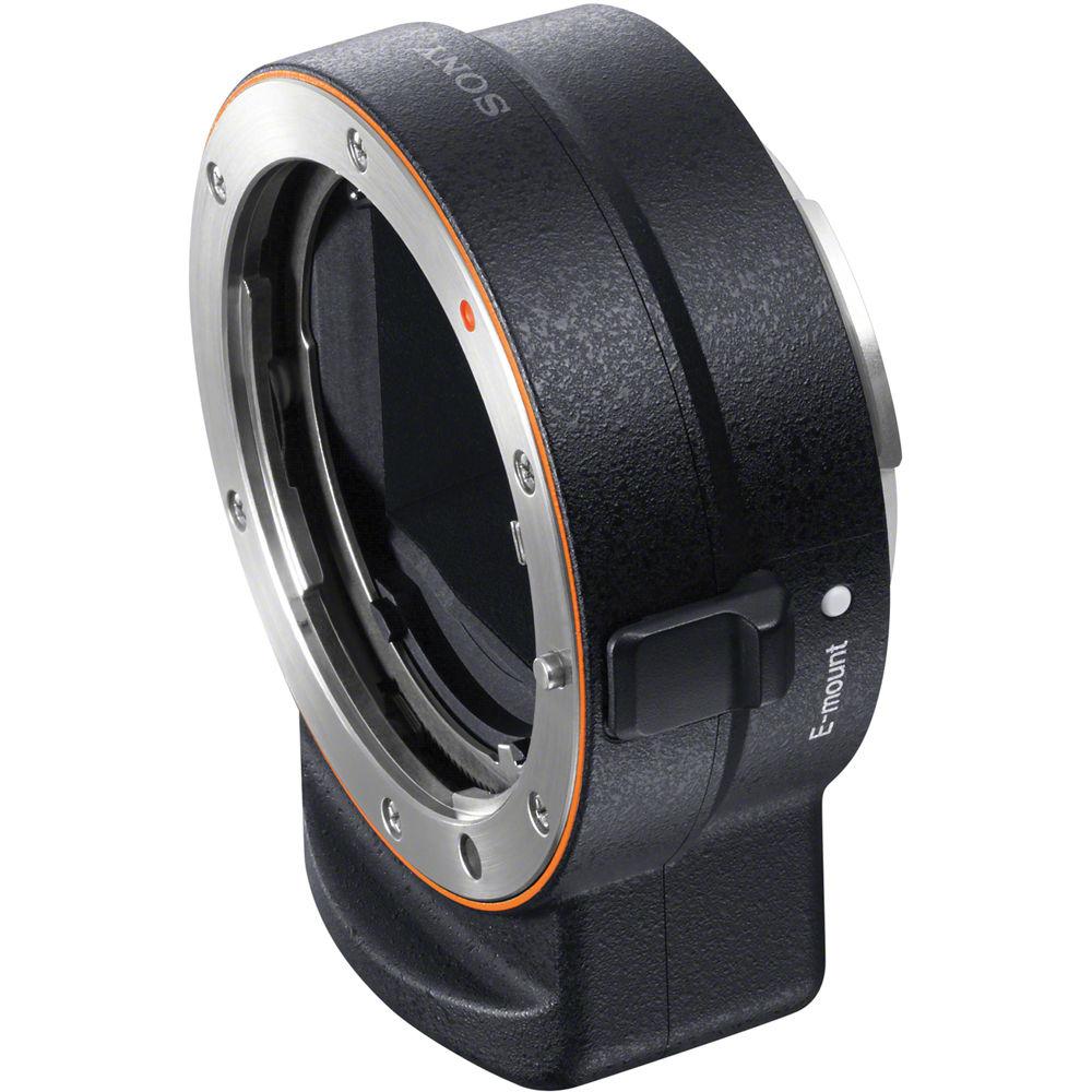 Lenses :: CSC/Mirrorless :: Sony E-mount :: Sony A-Mount to E-Mount ...