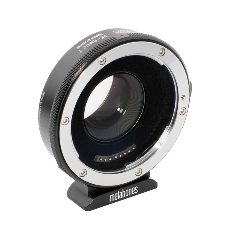 Canon EF-BMCC Speed Booster Adapter Metabones Treiber