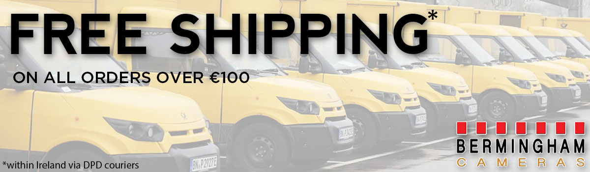 Free Shipping Banner 2021