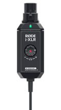 Rode i-XLR Digital XLR adaptor for Apple iOS® devices