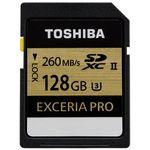 Toshiba Exceria Pro 128GB SDXC Class 10 UHS-II Class 3