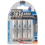 Ansmann Digital NiMH rechargeable battery AA Type 2850 mAh