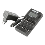 Ansmann Powerline 4 Pro intelligent Charger