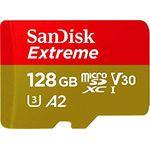 SanDisk 128GB Extreme MicroSDXC / MicroSDHC