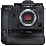 Fujifilm X-H1 Body with VPB-XH1 Vertical Power Booster Grip