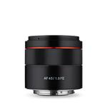 Samyang AF 45mm f/1.8 FE (Sony E) **(A-Stock)**
