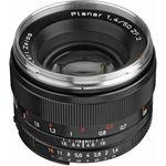 Zeiss Planar T* 50mm f/1.4 ZF (FX) (Nikon Fit)