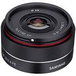 Samyang AF 35mm f/2.8 FE (Sony E)