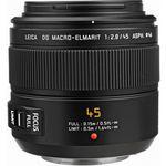 Panasonic Lumix 45mm LEICA DG Lens