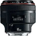 Canon 85mm F1.2L II USM  **PRICE AFTER CASHBACK €2049**