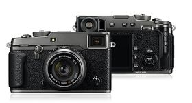 Fujifilm X-Pro2 & XF23mm F2 R WR Graphite Edition