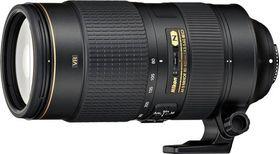Nikkor 80-400mm AF-S F4.5-5.6G ED VR