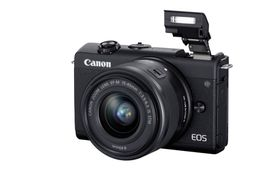 Canon EOS M200 & EF-M 15-45mm IS STM