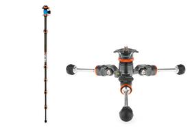 3 Legged Thing LEO 2.0 Carbon Fibre Tripod & AirHed Pro