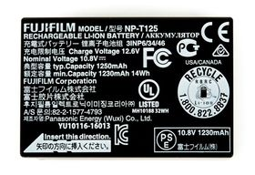 Fujifilm Rechargeable Battery for GFX 50S (NP-T125)
