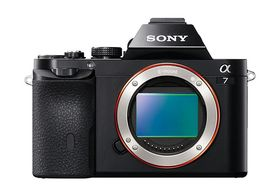 Sony A7 ILCE Mirrorless Camera