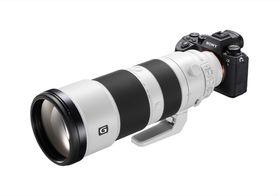 Sony Lens FE 200-600mm F5.6-6.3 G OSS