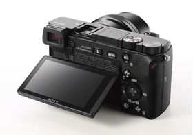 Sony Alpha a6000 + SEL 16-50mm Mirrorless Camera