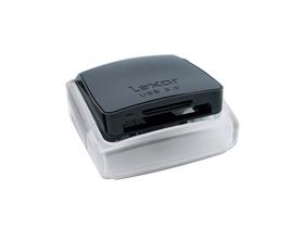Lexar® Professional USB 3.0 Dual-Slot Reader