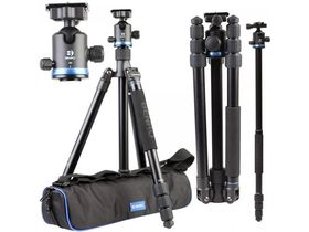 Benro iFoto FIF28AIB2 4 Section Aluminium Tripod Kit