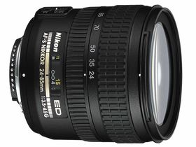 Nikon AF-S 24-85mm f/3.5-4.5 G