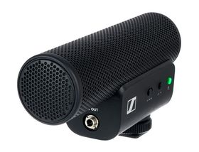 Sennheiser MKE 400 Directional On-Camera Microphone