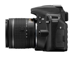 Nikon D3400 & 18-55mm AF-P G VR