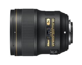 NIKKOR 28mm zoom lens