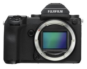 Fujifilm GFX 50S Body Only **PRICE AFTER TRADE-IN BONUS €6499**