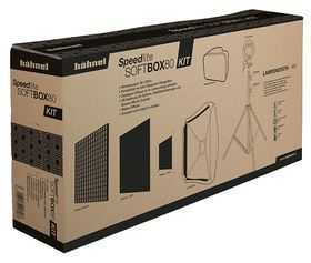 Hahnel Speedlight Softbox 80cm Kit
