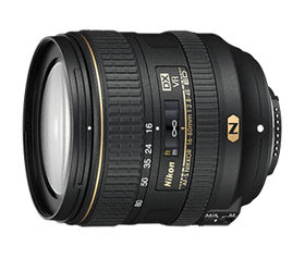 Nikkor 16-80mm f/2.8-4E ED VR DX