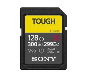 Sony 128GB SF-G series TOUGH SDXC Card
