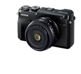 Fujifilm Lens GF 50mm F/3.5 R LM WR