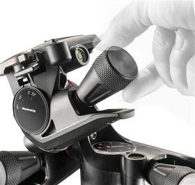 Manfrotto XPRO Geared Three-way pan/tilt tripod head