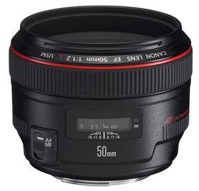 Canon 50mm F1.2L USM